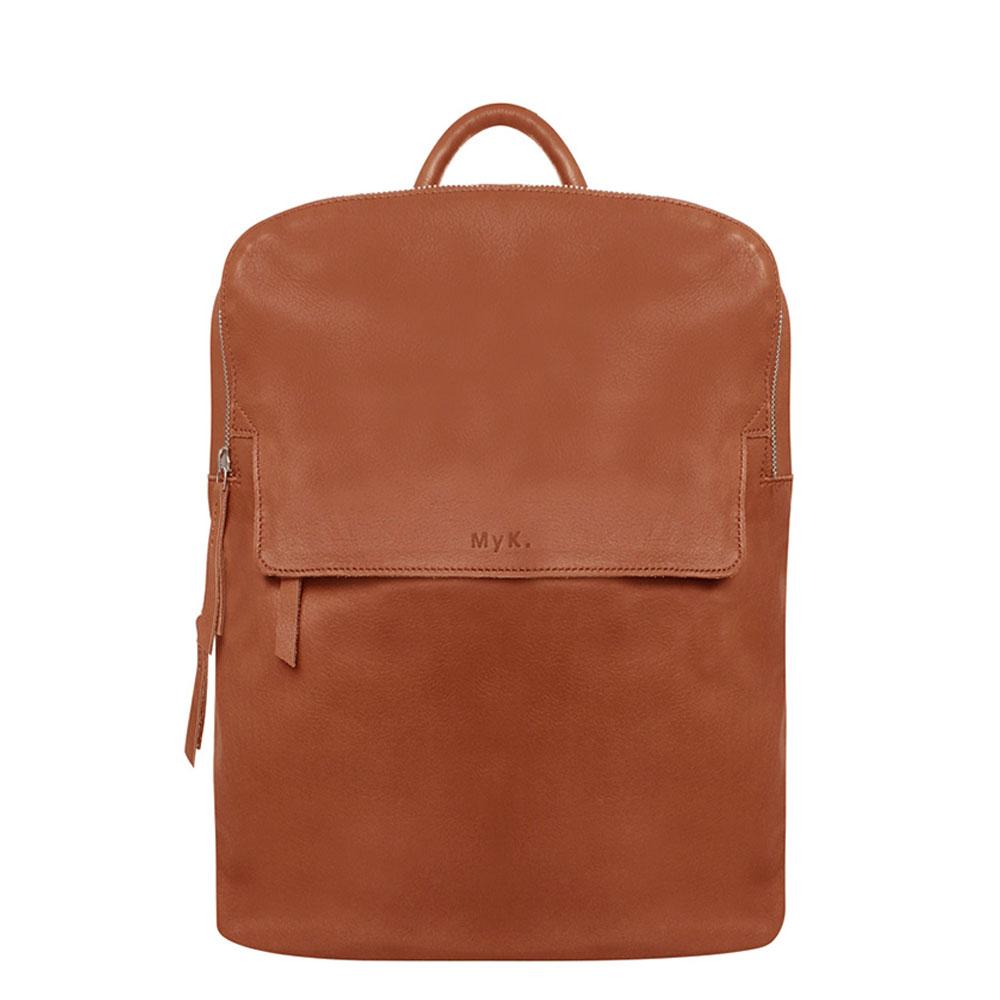 MyK Explore Backpack Caramel