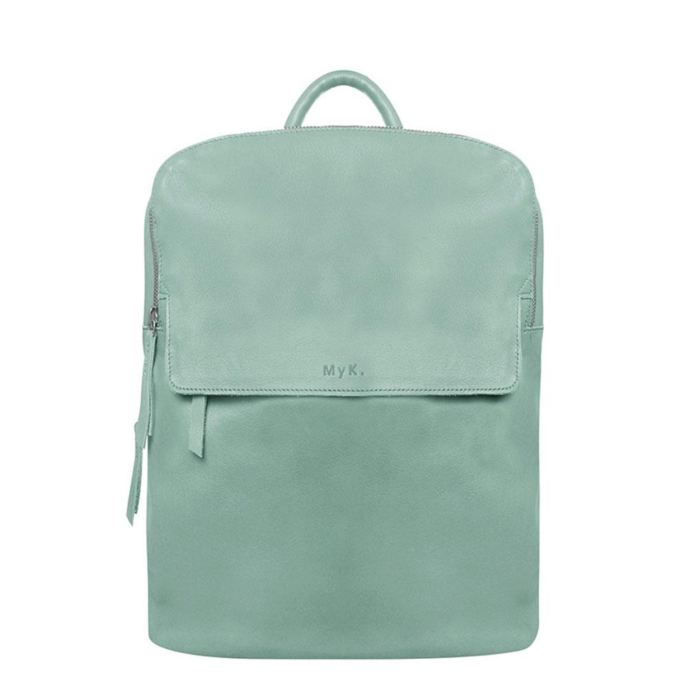 MyK Explore Backpack Mint