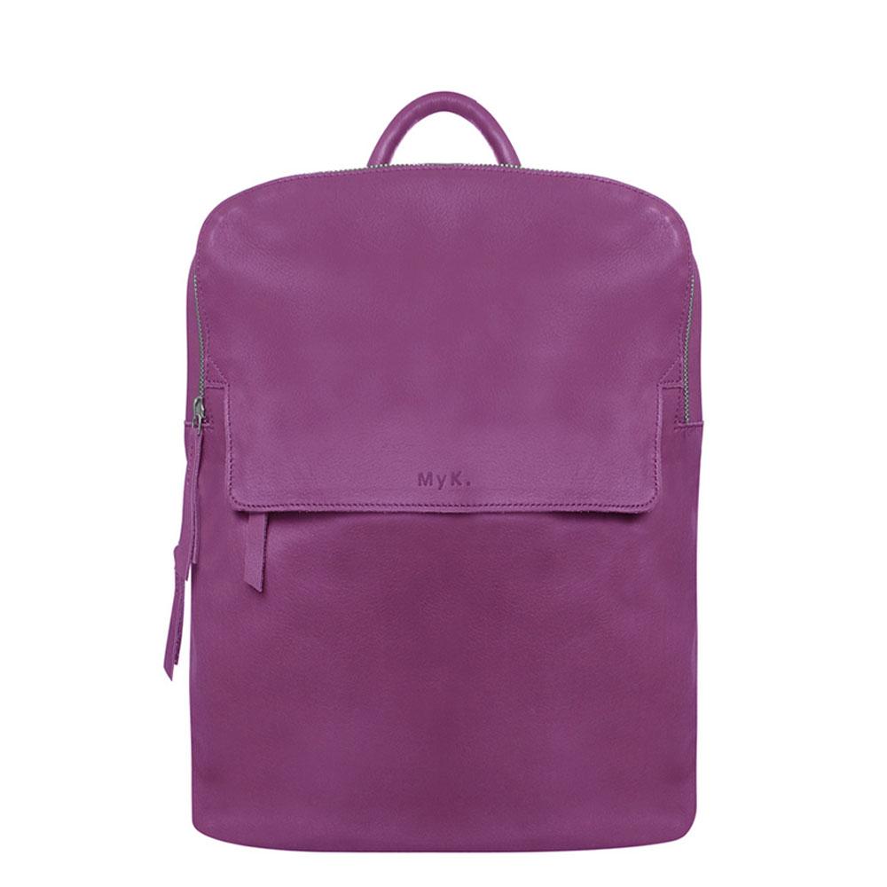 MyK Explore Backpack Plum
