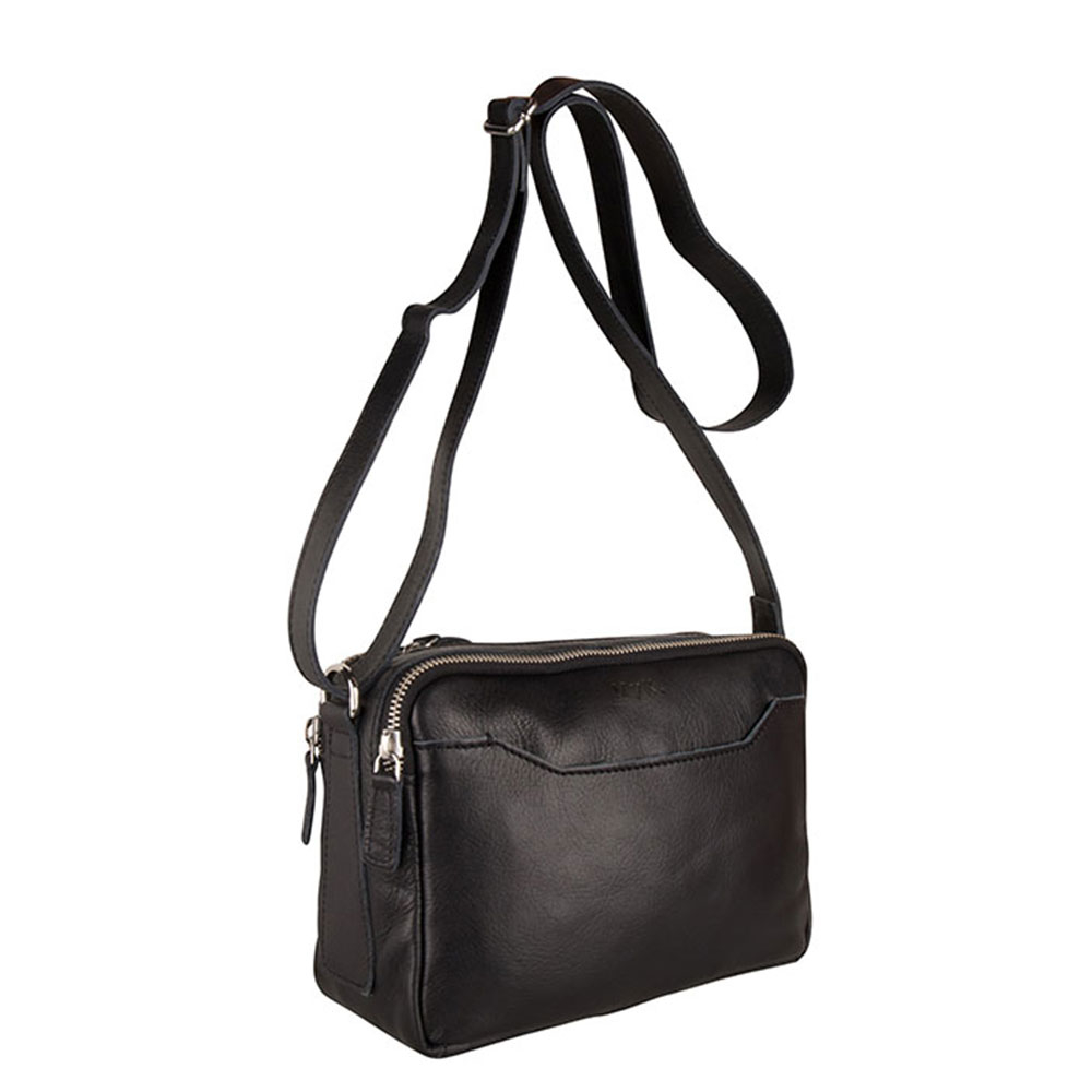 MyK Bag Hill Schoudertas Black