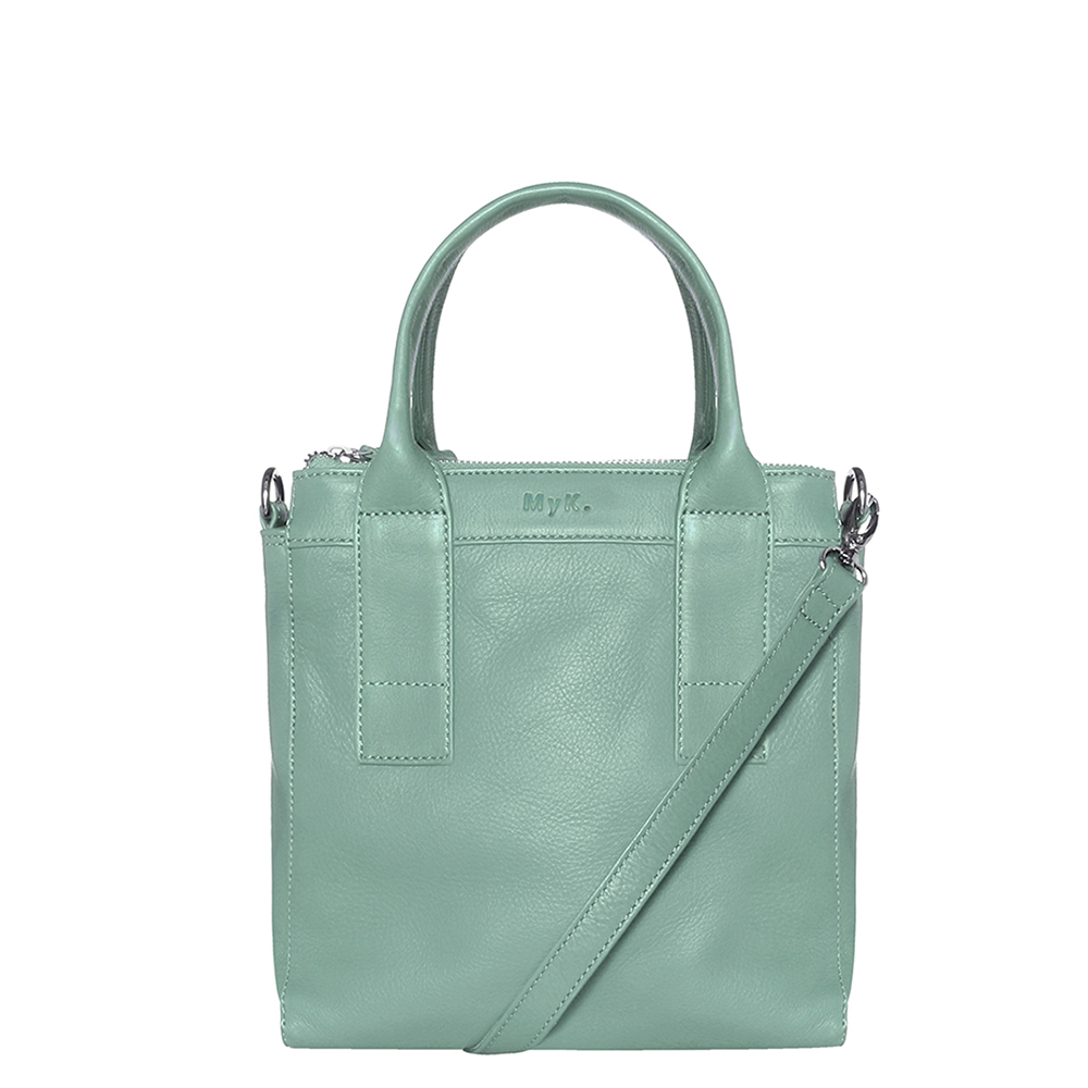 MyK Bag Ivy Schoudertas Mint