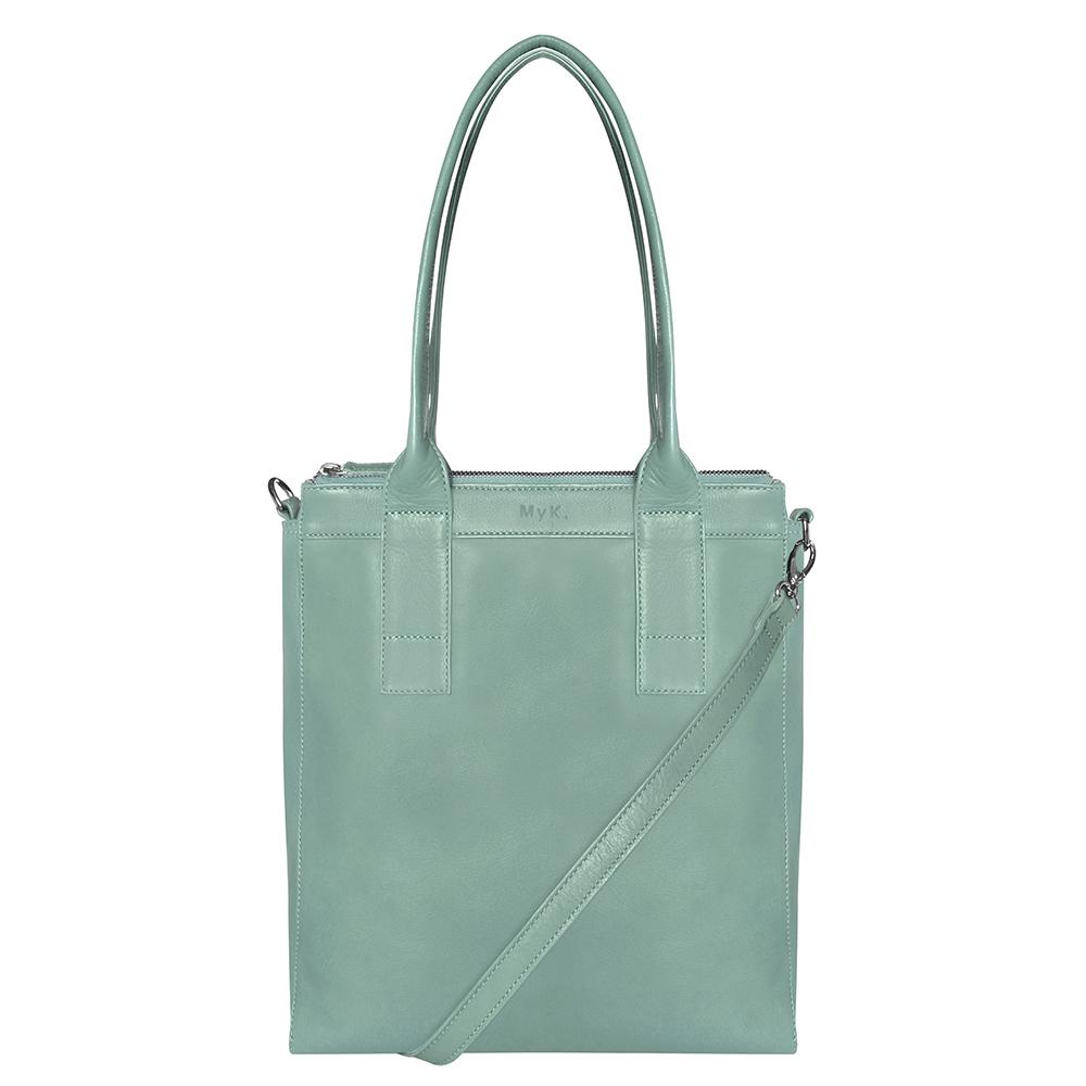 MyK Bag Lotus Schoudertas Mint