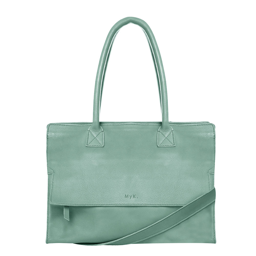 MyK Mustsee Bag Mint