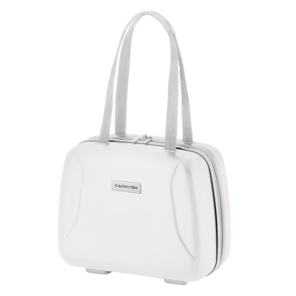 CarryOn Skyhopper Beautycase Pearl White