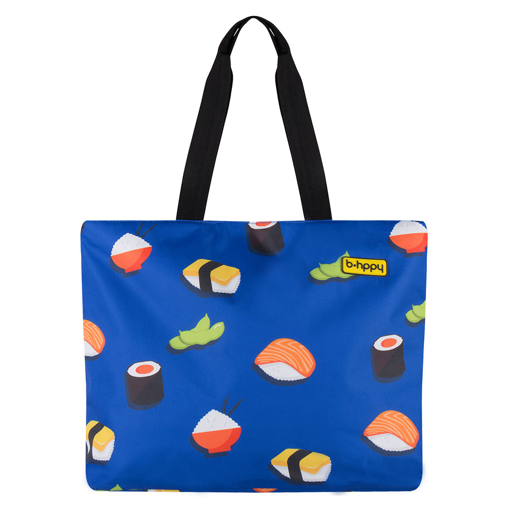 BHPPY Strandtas Roll'ing Sushi