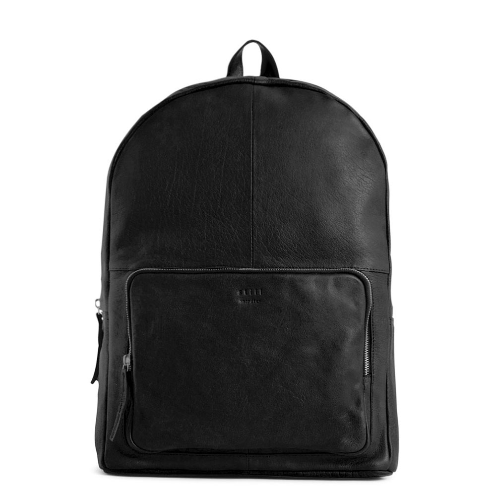 Still Nordic Luke Backpack 13 Black
