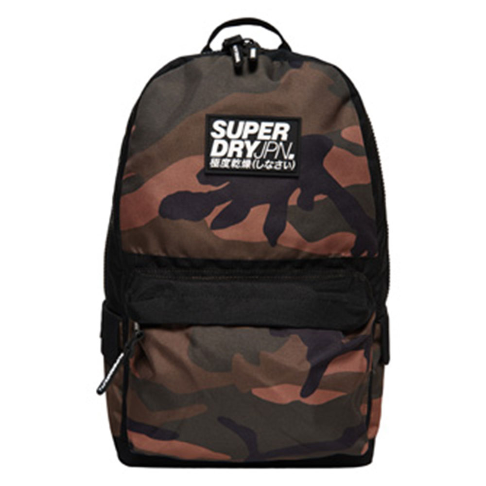 Superdry Montana Backpack Block Edition Green