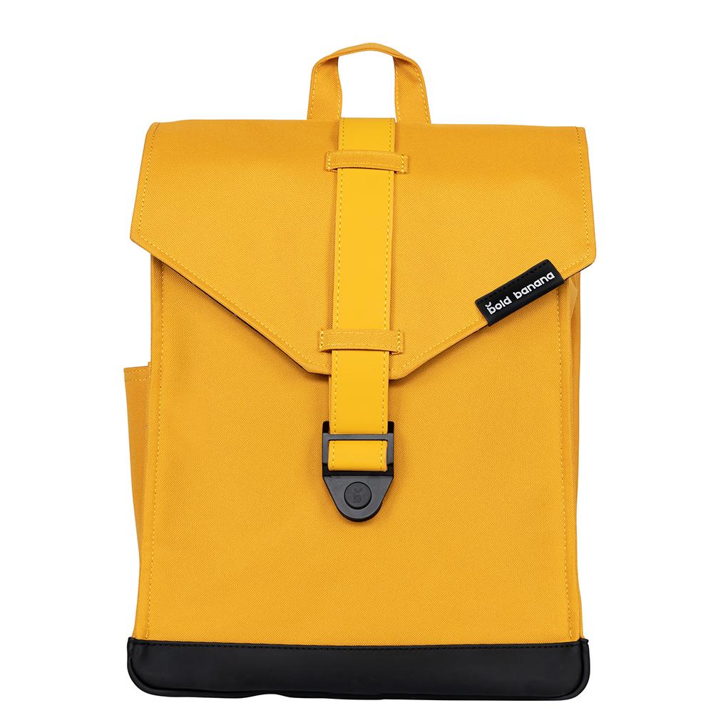 Bold Banana Original Backpack Yeller Yellow