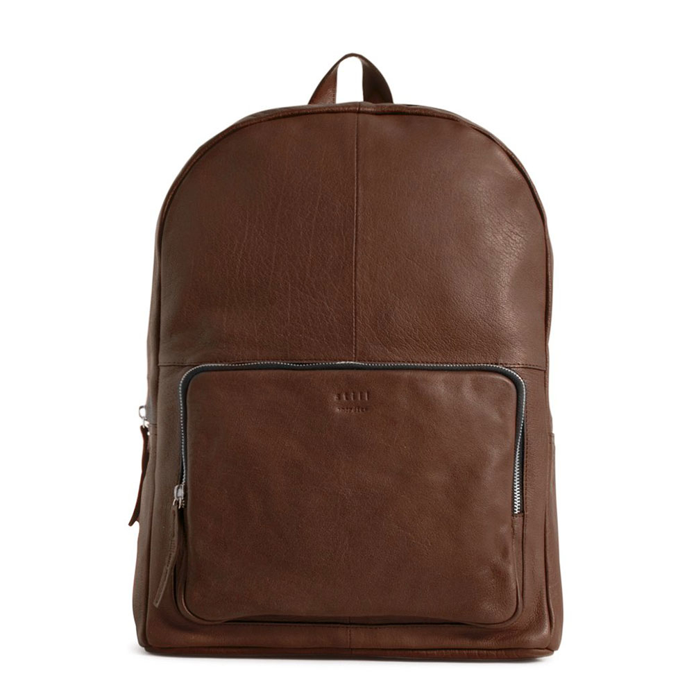 Still Nordic Luke Backpack 13 Brown