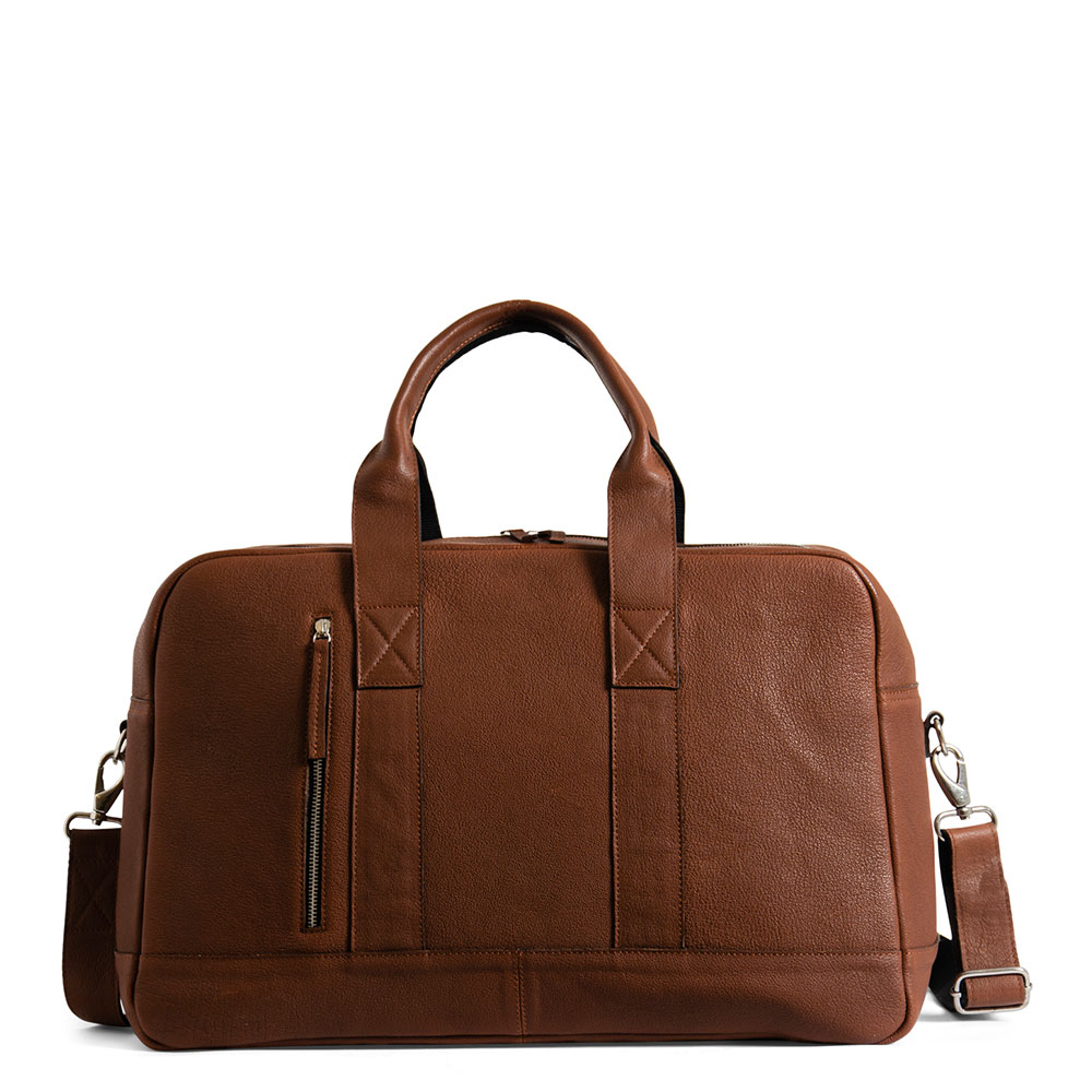Still Nordic Dundee Clean Weekend Bag Brown