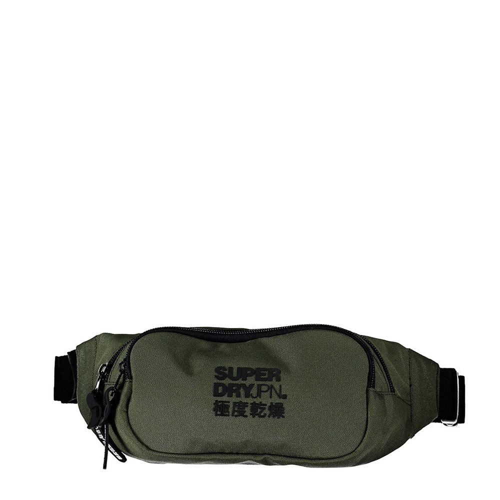 Superdry Small Bum Bag Chive