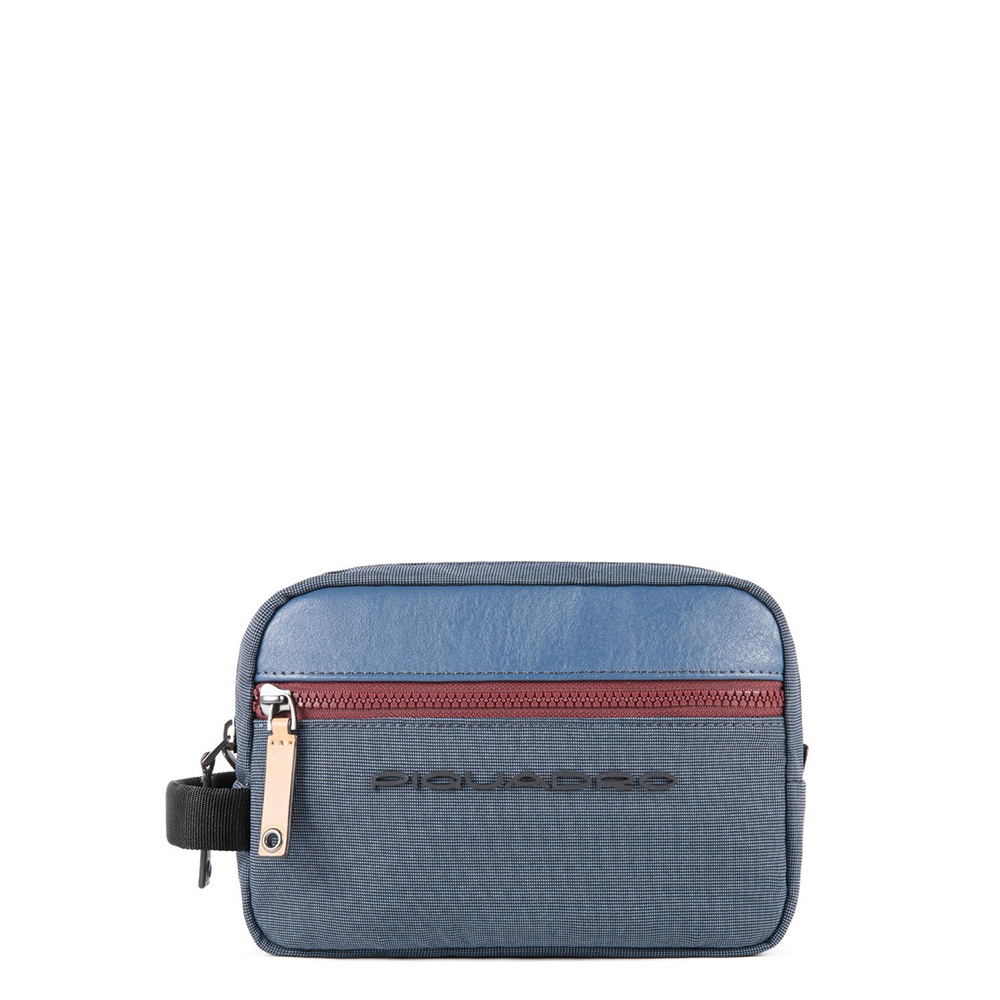 Piquadro Blade Toiletry Bag Blue
