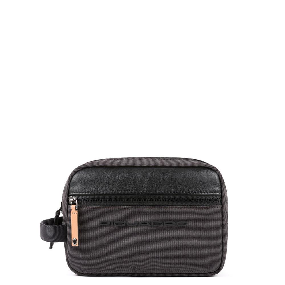 Piquadro Blade Toiletry Bag Black