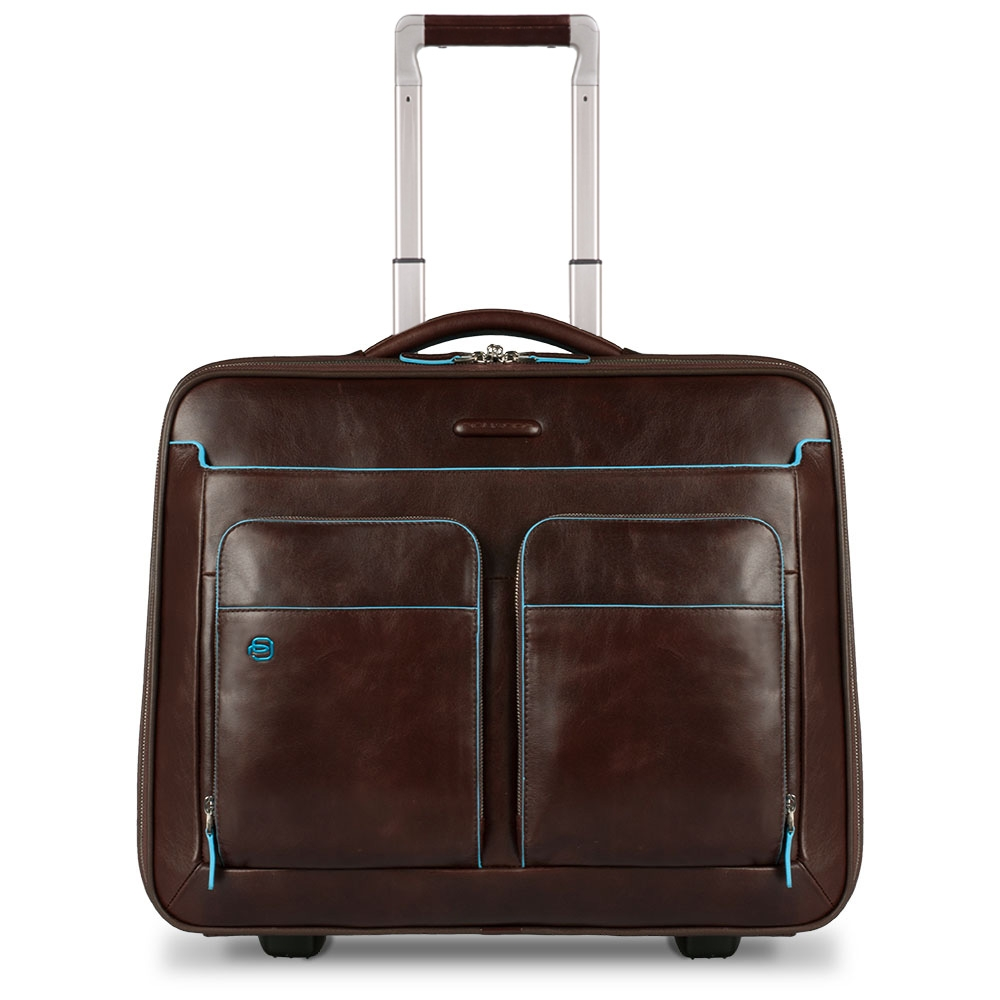 Piquadro Blue Square Business Trolley 15.6