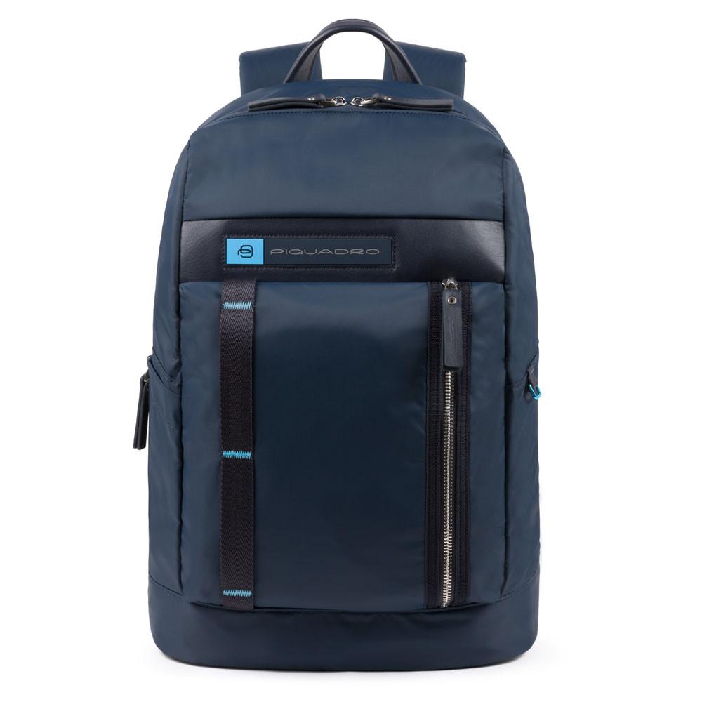 Piquadro PQ-BIO Nylon Computer Backpack 15.6 Blue