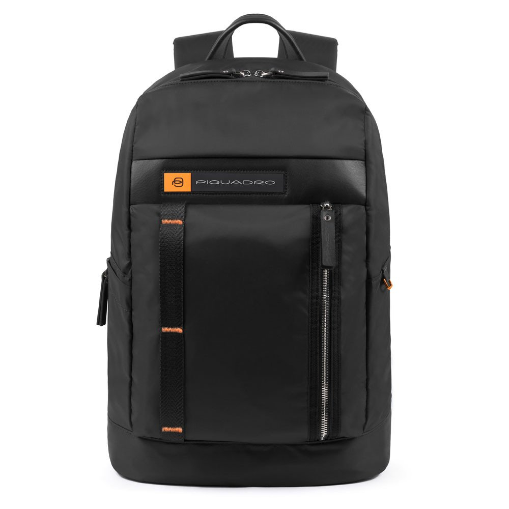 Piquadro PQ-BIO Nylon Computer Backpack 15.6 Black