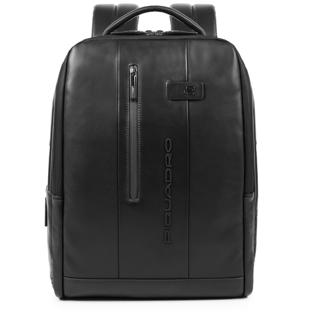 Piquadro Urban PC And iPad Cable Backpack 15.6'' Black