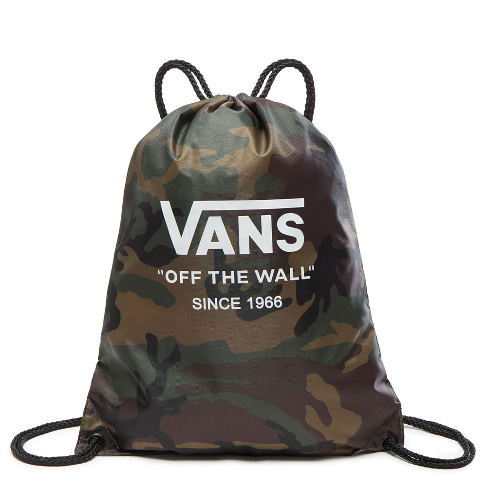 Vans Benched Bag League Rugtas Camo/ White