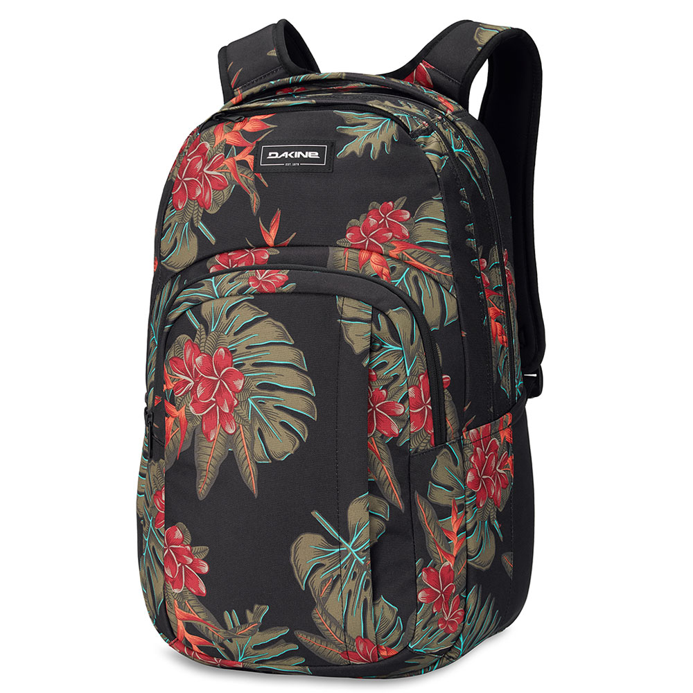 Dakine Campus L 33L Rugzak Jungle Palm