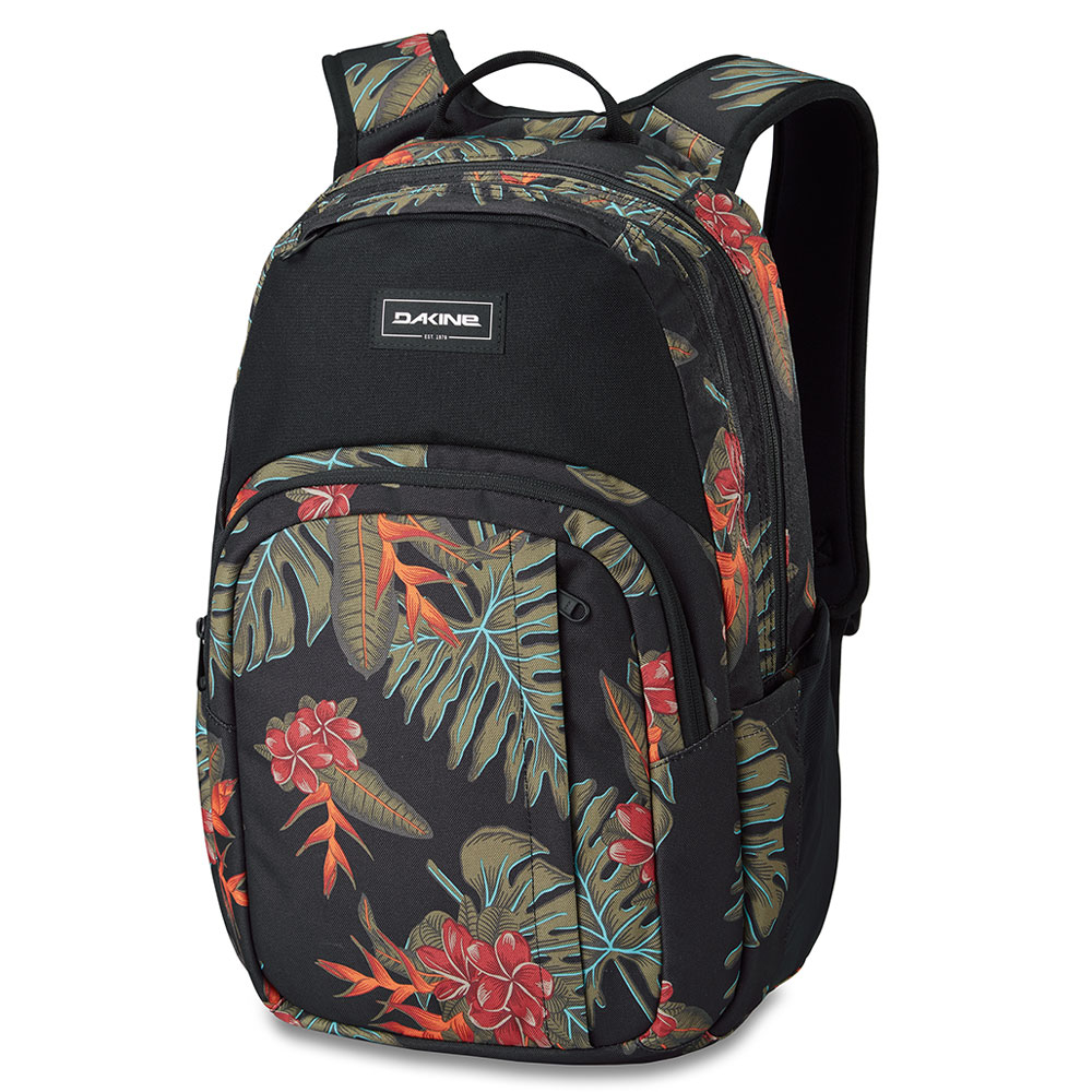Dakine Campus M 25L Rugzak Jungle Palm