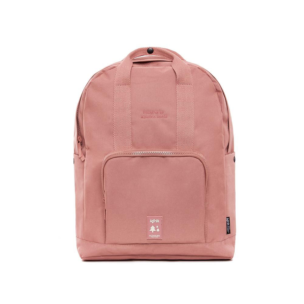 Lefrik Capsule Backpack Laptop 14 Dusk Pink