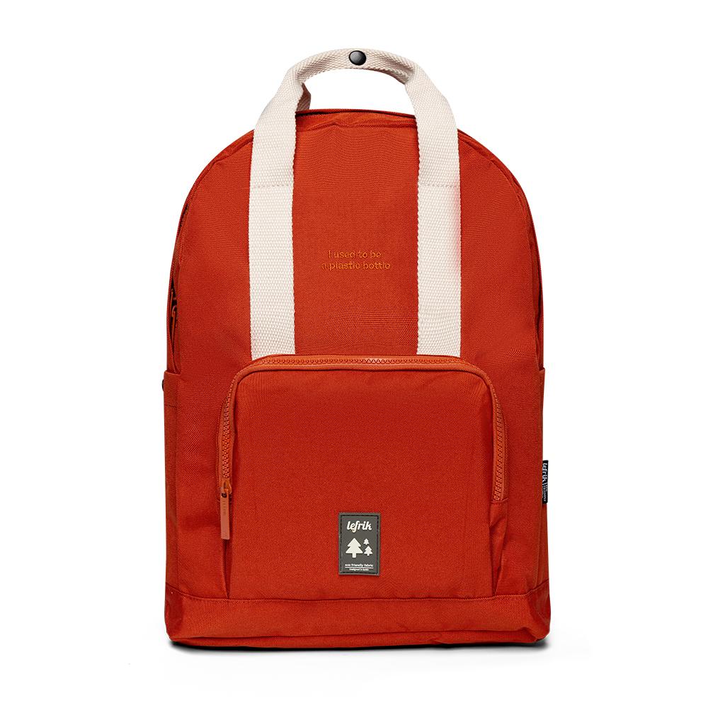 Lefrik Capsule Backpack Laptop 14 Rust