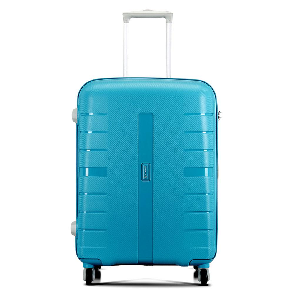 Carlton Voyager Spinner Case 67 Teal Blue