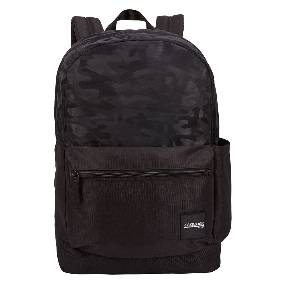 Case Logic Founder 26L Laptop Rugzak Black Camo