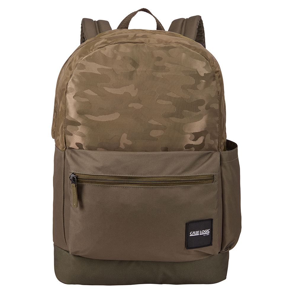 Case Logic Founder 26L Laptop Rugzak Olive Night Camo
