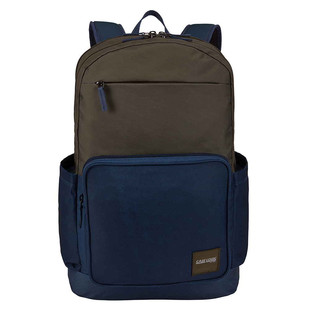 Case Logic Query 29L Laptop Rugzak Olive Night Dress Blue