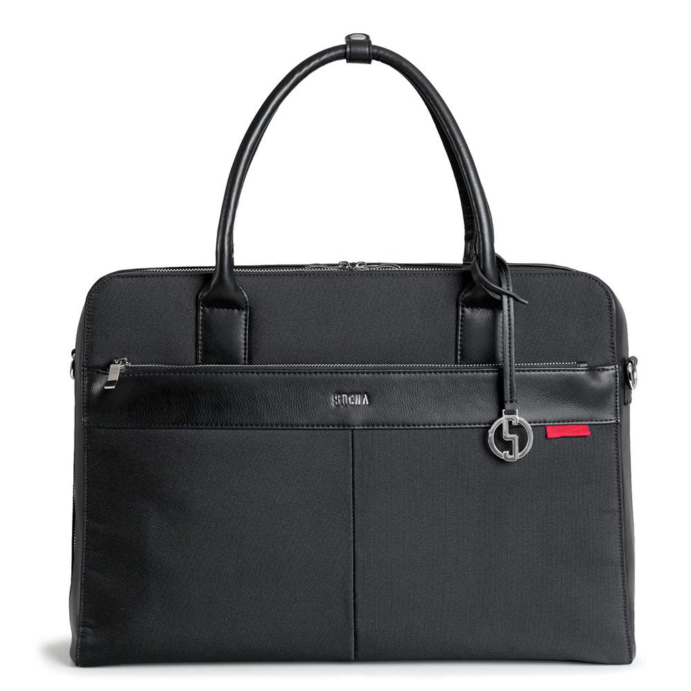 Socha Businessbag Casual 15-17.3 Black