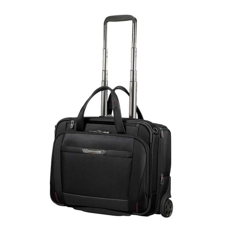 Samsonite Pro-DLX 5 Business Case Wheels 15.6 Expandable Black