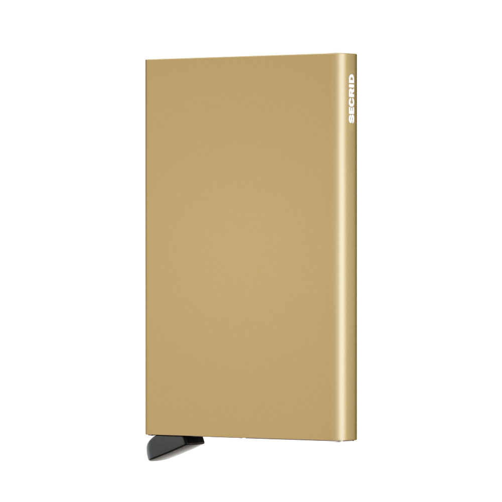 Secrid Cardprotector Kaarthouder Gold