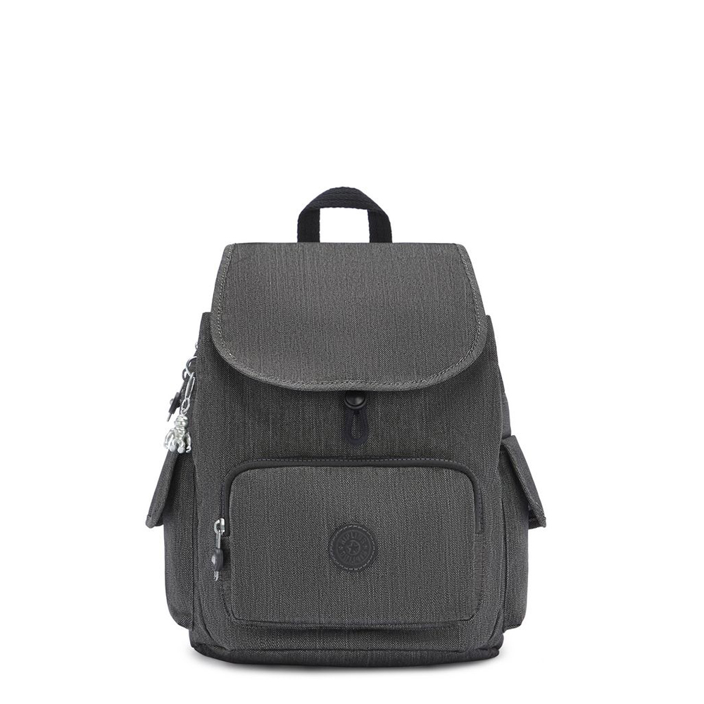 Kipling City Pack S Backpack Black Peppery