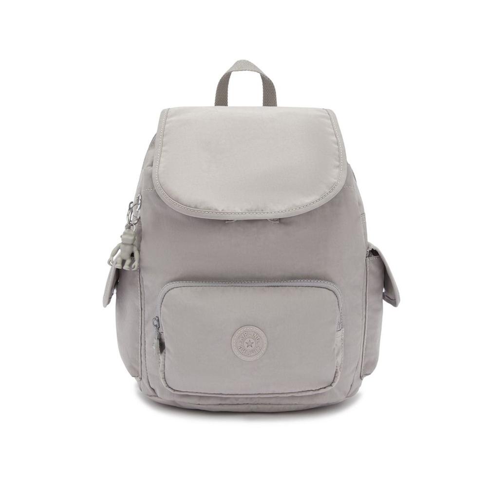 Kipling City Pack S Backpack Grey Gris