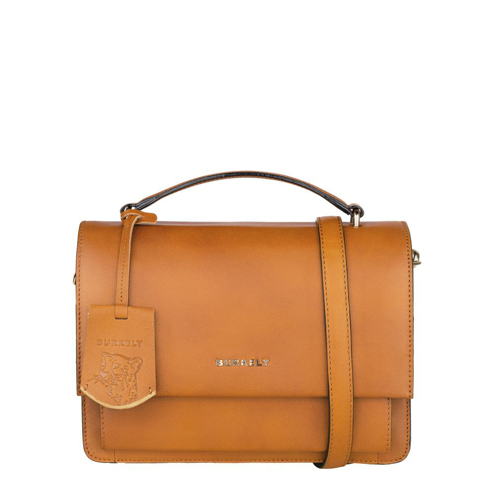 Burkely Parisian Paige Citybag Tan