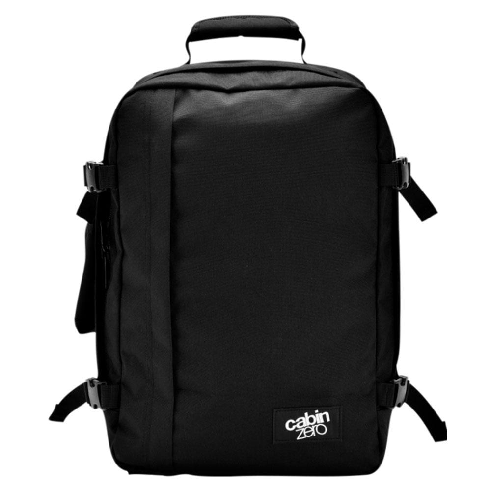 CabinZero-Reistassen-Classic Cabin Backpack 36 L-Zwart