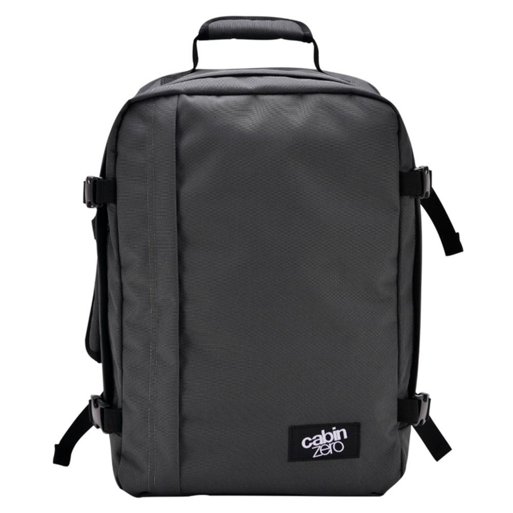 CabinZero Classic 36L Ultra Light Travel Bag Original Grey