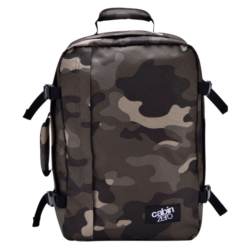CabinZero Classic 36L Ultra Light Travel Bag Urban Camo