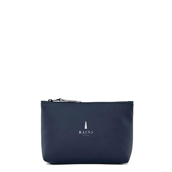 Rains Original Cosmetic Bag Blue