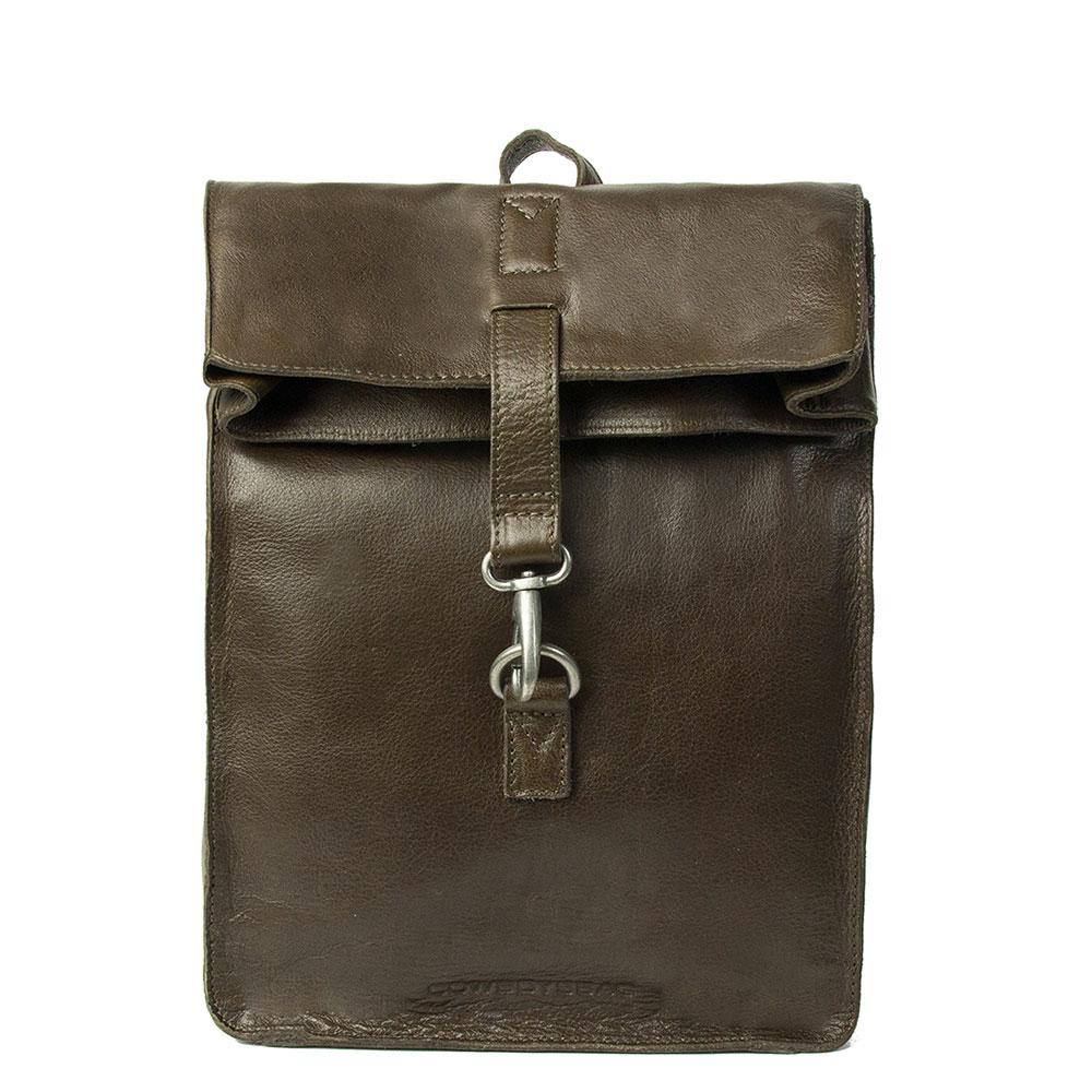 Cowboysbag Backpack Little Doral Laptop 13 Dark Green