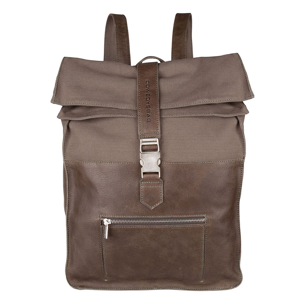 Cowboysbag Backpack Hunter Laptop 15.6 Storm Grey 2276