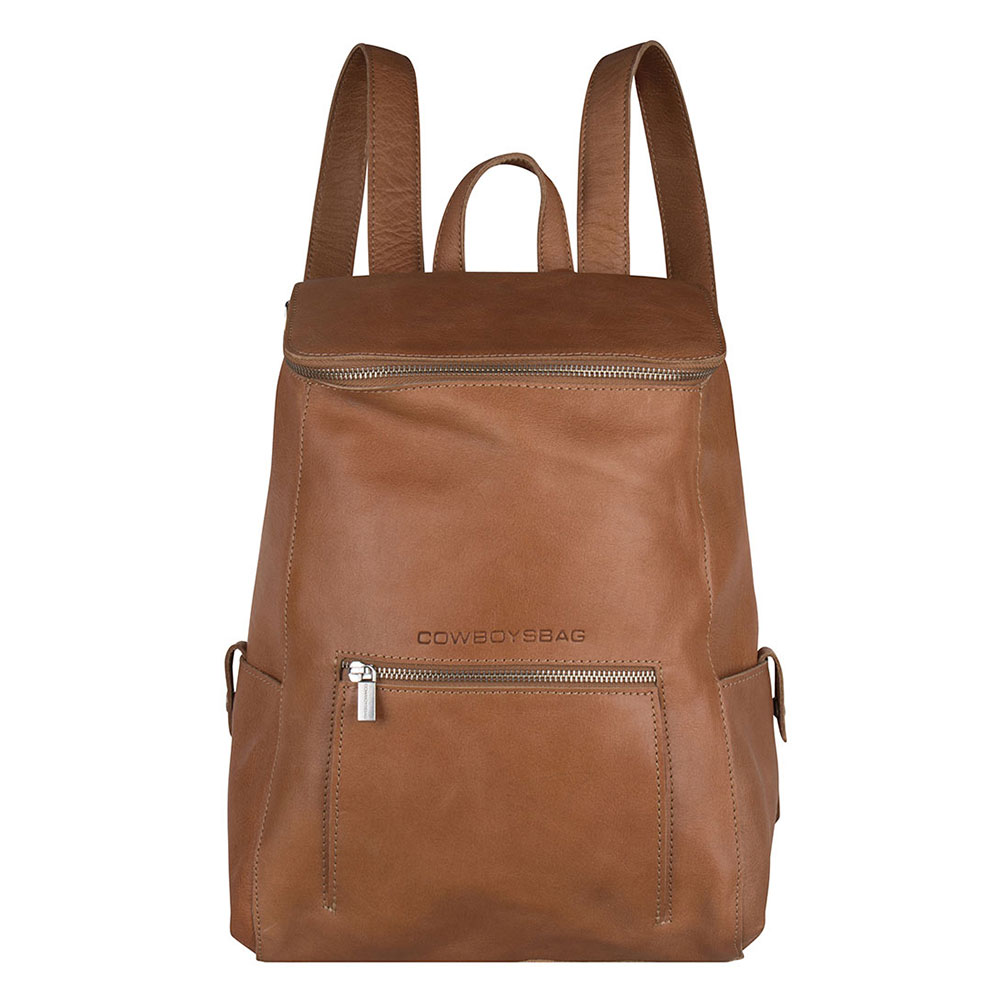 Afbeelding van Cowboysbag Backpack Delta Laptop 13 Camel 2145 Backpacks