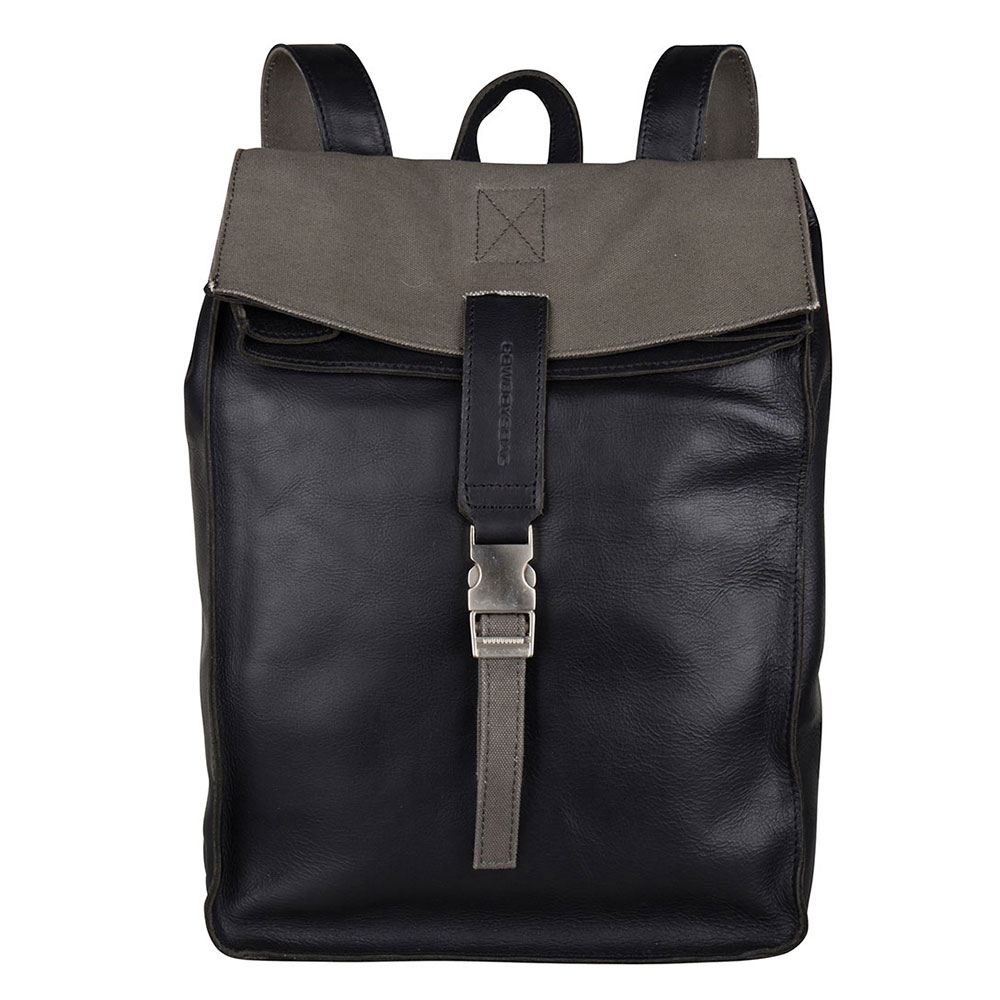 Cowboysbag Backpack Diablo Laptop 15.6 Black 2148