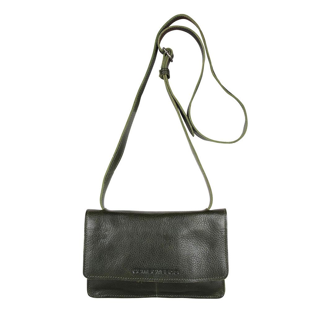 Cowboysbag Bag Alta Schoudertas Dark Green 2180