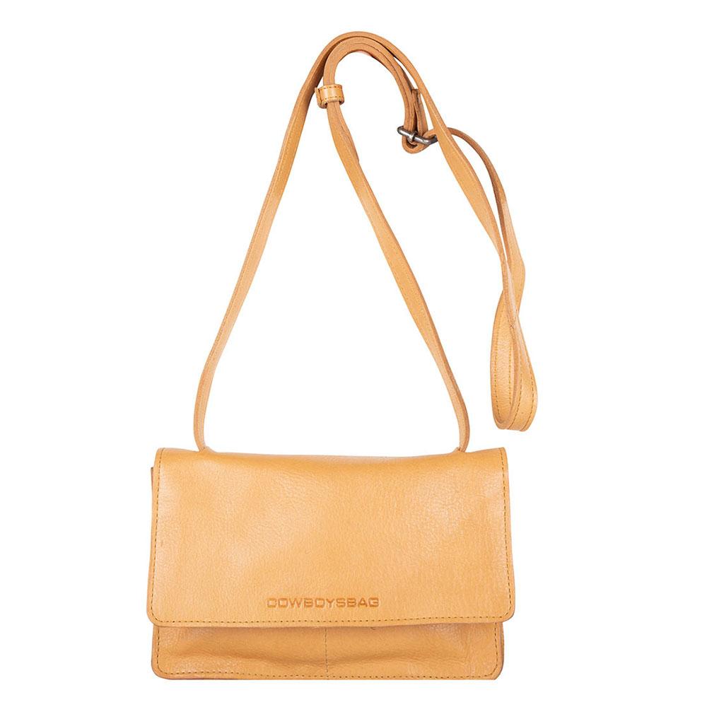 Cowboysbag Bag Alta Schoudertas Ochre 2180