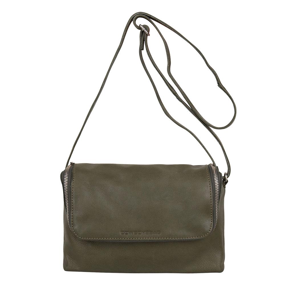 Cowboysbag Bag Benson Schoudertas Moss 2126