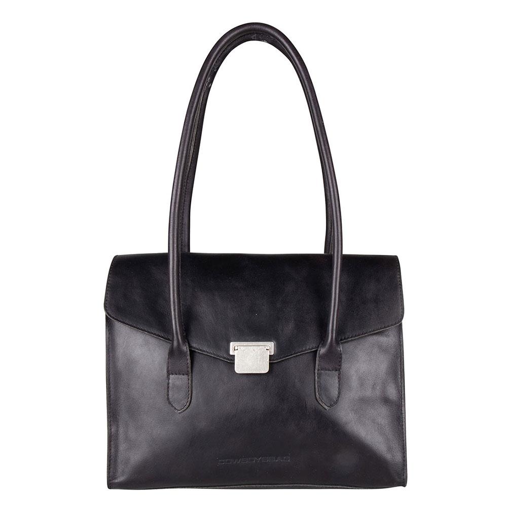 Cowboysbag Bag Boris x Bobbie Bodt Schoudertas Black 2226