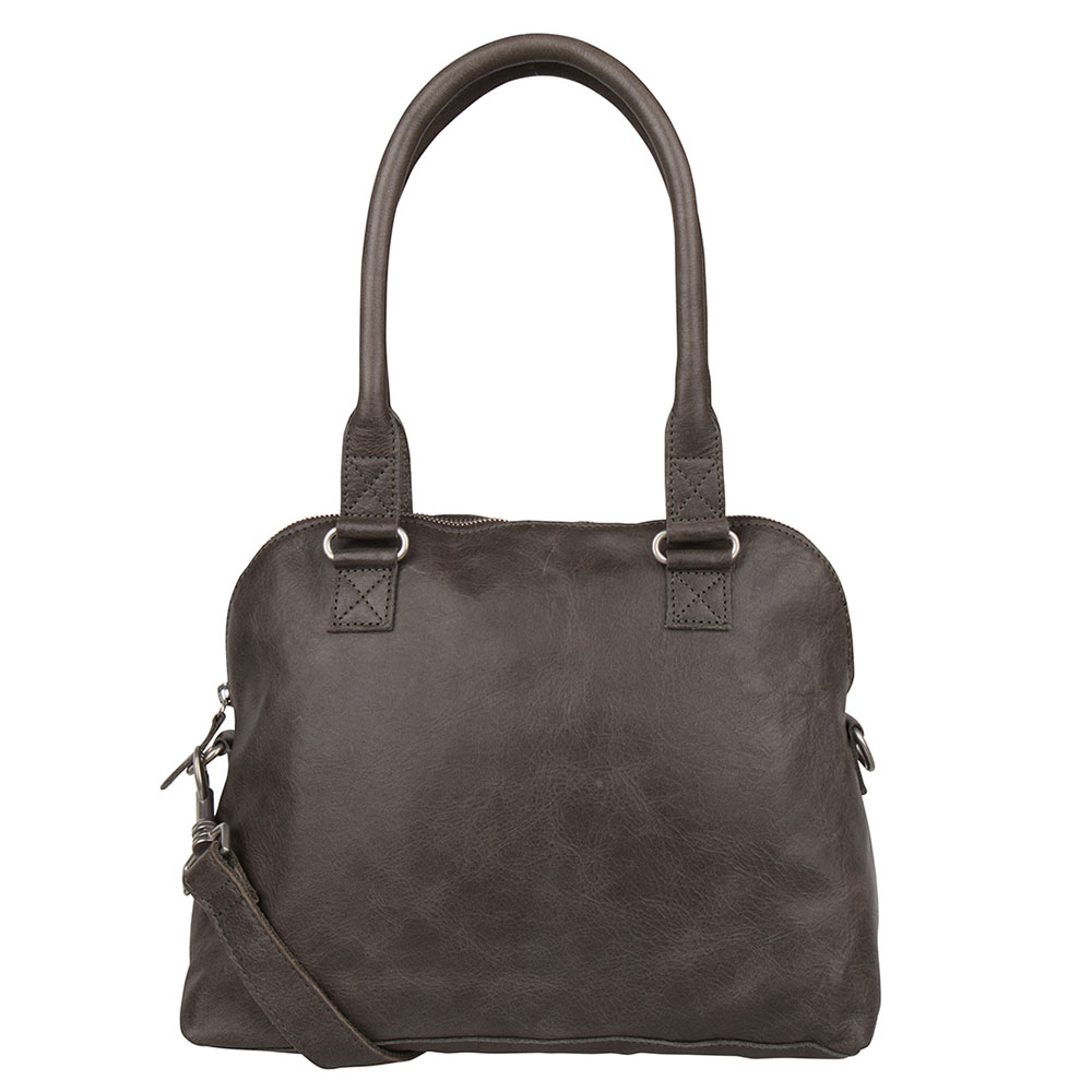 Cowboysbag Bag Carfin Schoudertas Storm Grey