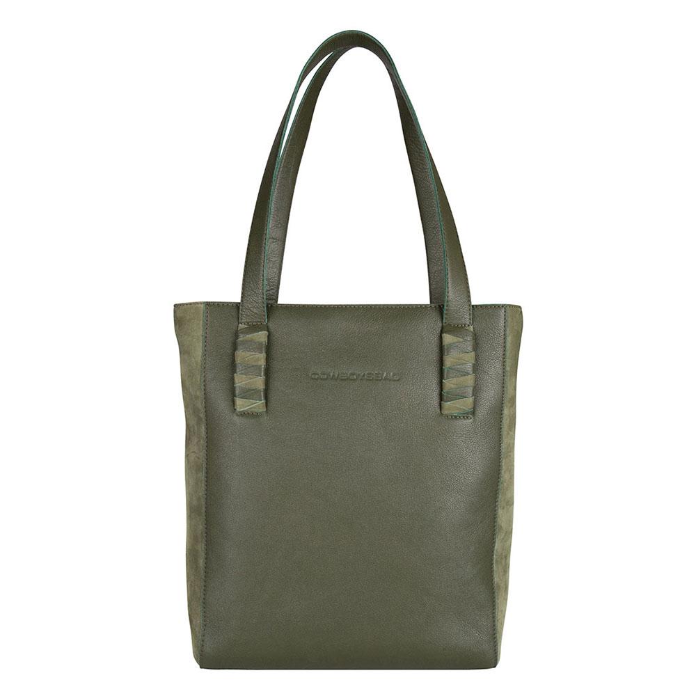 Cowboysbag Bag Cleve Shopper Green 2241